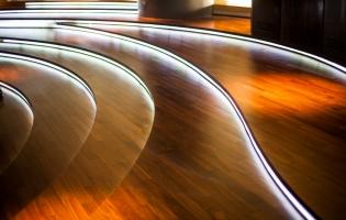 Gauthier Sellier Electricité générale - Conception éclairage escalier
