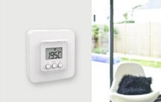 Gauthier Sellier Electricité générale - Gestion du chauffage